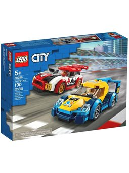 """Конструктор LEGO® """"Гоночные автомобили"""" 60256 City"""