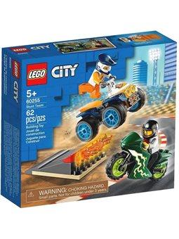 Конструктор LEGO® «каскадер» 60255 City