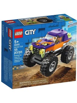 "Конструктор LEGO® ""Грузовик-монстр"" 60251 City"
