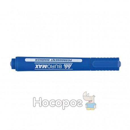 Маркер BUROMAX 8700-02 водостойкий синий