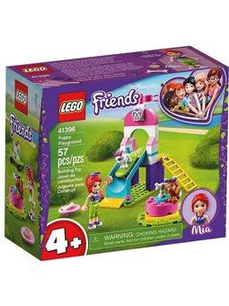 """Конструктор LEGO® """"игровая площадка для щенков"""" 41396 Friends"""
