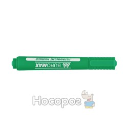 Маркер BUROMAX 8700-04 водостойкий зеленый