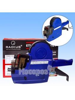 Этикетпистолет Radius 689 2-рядний для ценников