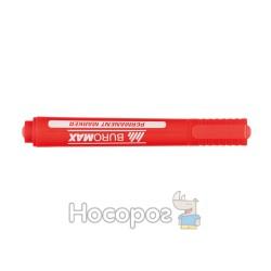 Маркер BUROMAX 8700-05 водостойкий красный