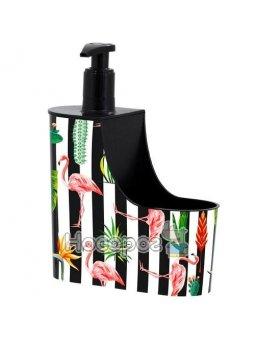 Дозатор для мыла HEREVIN Flamingo [161267-001]