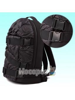 Рюкзак BLACK Q/AC b02 metal