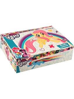 Гуашь Kite Little Pony, 12 цветов LP19-063