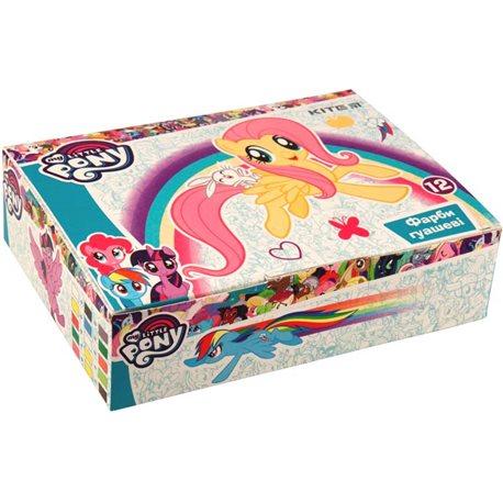 Фото Гуашь Kite Little Pony, 12 цветов LP19-063