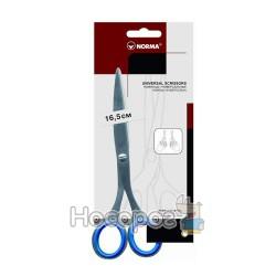 Ножницы NORMA 4238 универс., цельнометаллические (04040410)