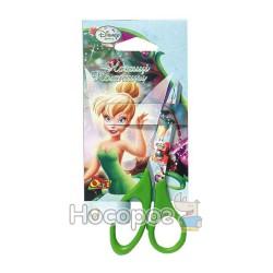 Ножиницы детские OL-009 13,5 см с фиксатором ассорти, картонный дисплей
