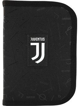 Пенал без наполнения Kite Education FC Juventus JV20-622, 1 отделение, 2 отворота