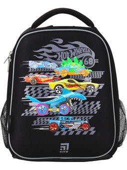 Рюкзак шкільний каркасний Kite Education Hot Wheels HW20-555S