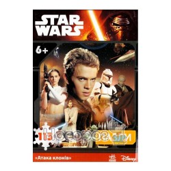 "Пазлы Star Wars Атака клонов ""Ранок"""