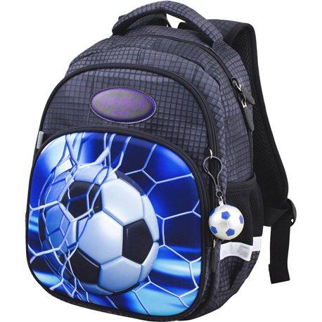 Школьный рюкзак Winner One 1709 + брелок мячик