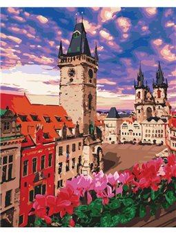 Картины по номерам - Невероятная Прага (КНО3574)