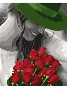 Картины по номерам - Цветы любимой (КНО4705)