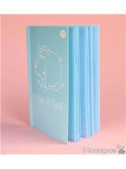 "Блокнот TM Profiplan Artbook ""Spoony"", hippo, A5"