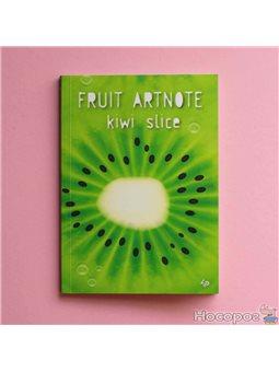 """Блокнот TM Profiplan """"Frutti note"""", kiwi, А5"""