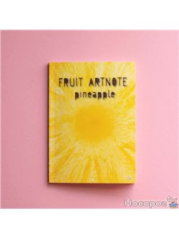"Блокнот TM Profiplan ""Frutti note"", pinapple, А5"