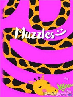 """Блокнот TM Profiplan """"Muzzles"""", two A6 mini"""