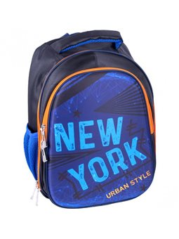 "Рюкзак шкільний EVA фасад ""Нью-Йорк"", 37*29*18,5см, Leader [972581]"