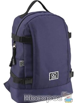 Рюкзак для города GoPack Сity унисекс 300 г 35.5 х 25.5 х 13 см 11.5 л Синий (GO20-148S-1)