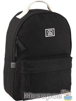 Рюкзак для города GoPack Сity для девочек 460 г 40 х 27.5 х 11 см 14 л Черный (GO20-147M-4)