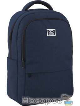 Рюкзак для міста GoPack Сity унісекс 520 г 46 х 32 х 13 см 20 л Синій (GO20-157L-2)