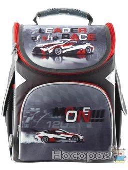 """Рюкзак шкільний каркасний """"GoPack"""" /GO19-5001S-10/ (41074) (1/8)"""