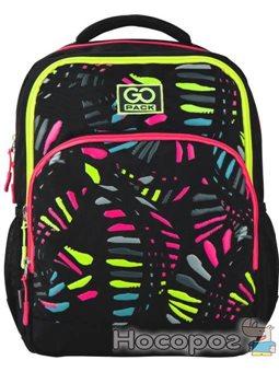 Рюкзак шкільний GoPack 113 Bright day GO20-113M-3 Чорний