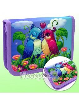 Пенал Hipe 931009 Птички