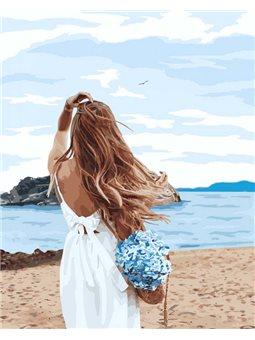 Картины по номерам - Ветер надежды (КНО4728)