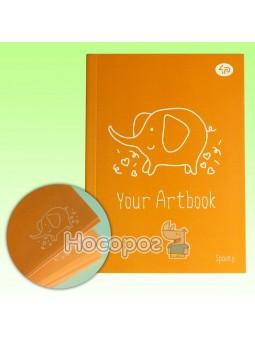 Блокнот TM Profiplan Artbook Spoony elephant A5