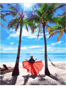 Картина по номерам Brushme 'Солнце Филиппин' [GX24918]