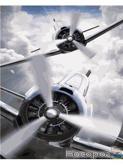 Картина по номерам Brushme 'Самолеты' [GX22031]