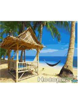 Картина по номерам Brushme 'Райский пляж' [GX23151]