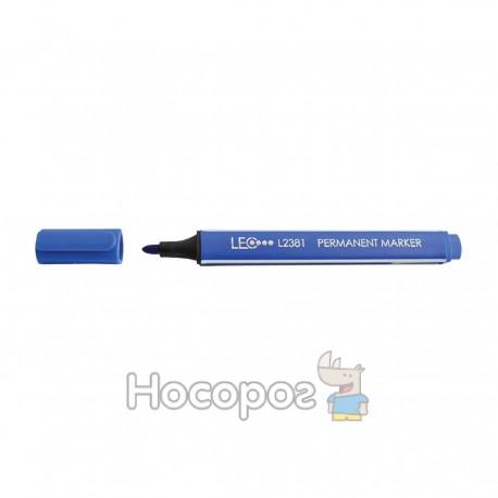 Маркер синій L2381-04