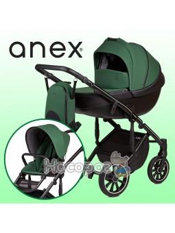 Коляска Anex M-TYPE 2 в 1 SP27-Q LIME