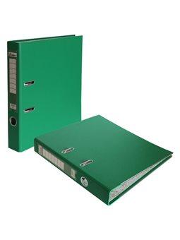 Сегрегатор Leader 5см А4 ПВХ зеленый (87622) 268000 (50)