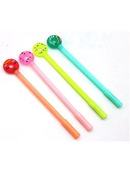 Ручка детская Пончик М35-9 синяя 022905 (12)