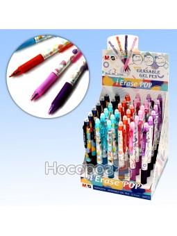 Ручка пиши-стирай AKPH3276 синяя Pop