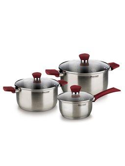 Набор посуды Rondell Strike (6 предметов) [RDS-817]