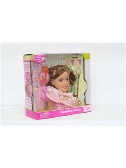 Лялька для моделювання зачісок DEFA [8056]