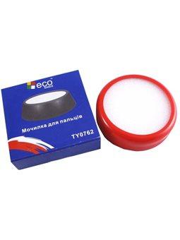 Увлажниель для пальцев Eco Eagle в пластиковой упаковке TY0762 NEW