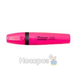 Маркер текстовый D2320-07 розовый