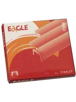 Скоба Eagle в степлера металлическая 23/10, Мощность 70 листов 1000 штук в упаковке 2310