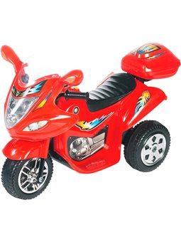 Детский электромотоцикл Babyhit Little Racer Красный (71_629)