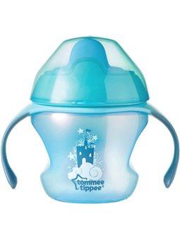 Первая чашка-непроливайка Tommee Tippee Зеленая 150 мл (5010415471024)