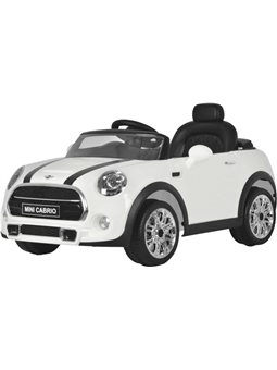 Электромобиль BabyHit Mini Z656R White (71145) (2100000002528)
