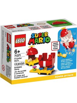 LEGO® Маріо з пропелером. Бонусний костюм (71371)